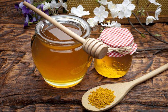 баночки с медом