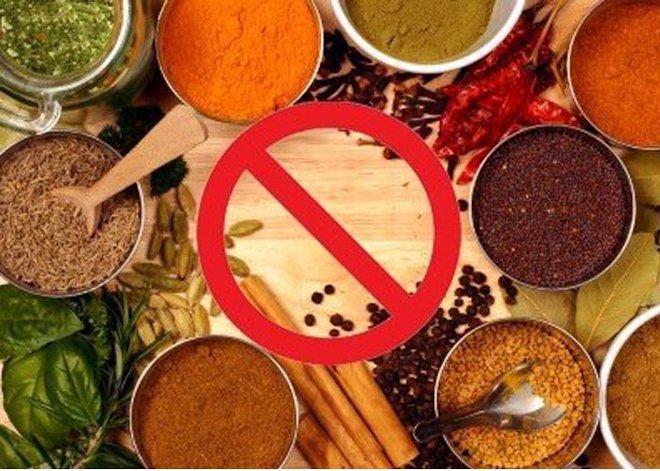 продукты которые нельзя при язве