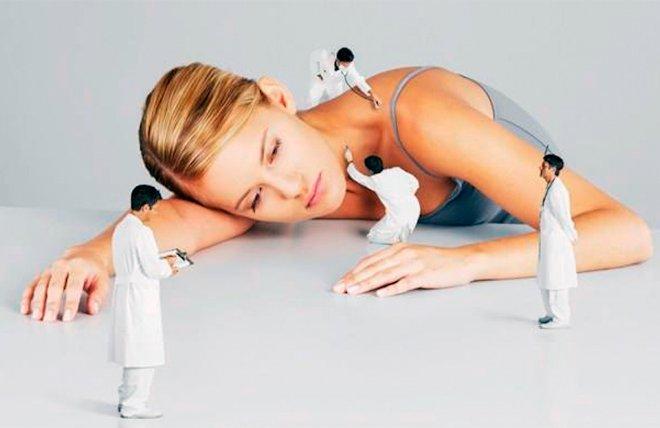 негативное психологическое состояние женщины