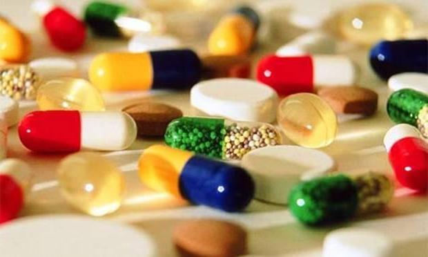 различные формы лекарственных средств