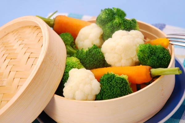 Овощи при язве