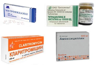 Наиболее эффективные антибиотики