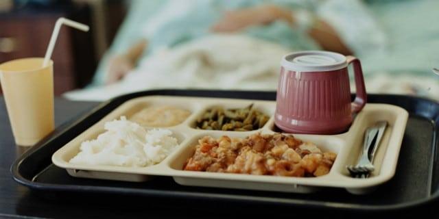 питание при обострении