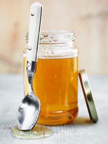 баначка с медом