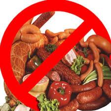 запрещеные продукты