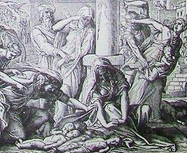 сибирская язва описана в Библии