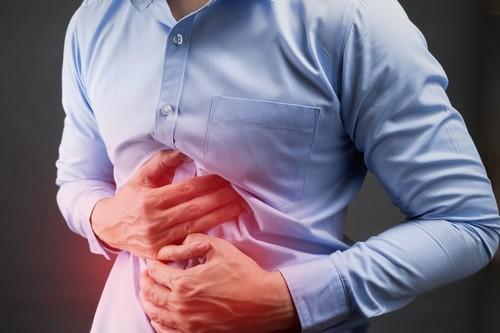 боль при язве желудка
