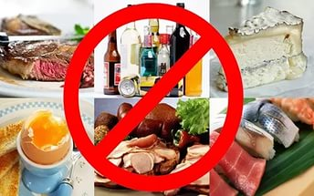отказ от курения и употребления спиртосодержащих напитков