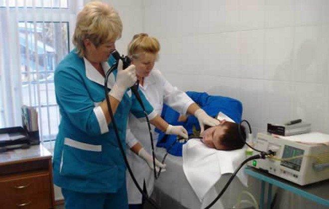 Медицинская помощь в период обострения язвенной болезни