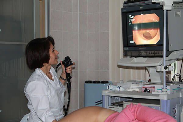 диагностика язвы прямой кишки