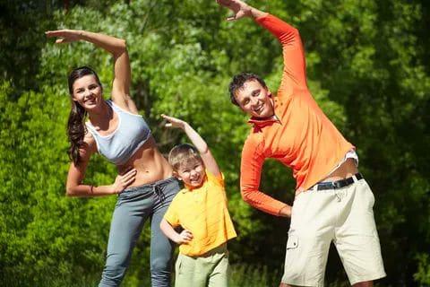 физические нагрузки при язве желудка
